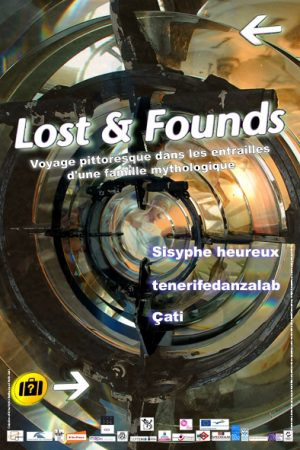 affiche lost & founds